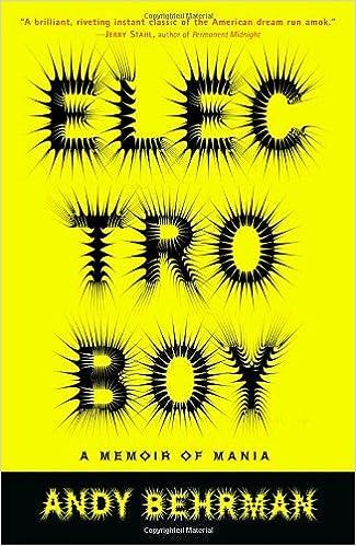 Electroboy Andy Behrman