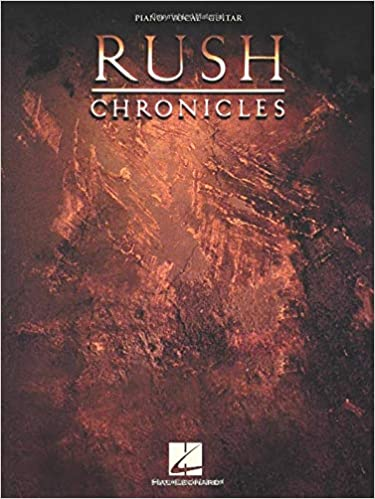Chronicles: Piano Guitar Vocal Rush