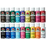 Plaid Promoabi Apple Barrel Acrylic Paint, 2-Ounce, Pack of 18