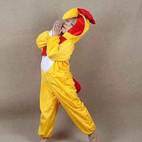 Niños Disfraces de Animales Niños Niñas Unisex Disfraces Cosplay Niños Onesie (Gallo, M (para Niños DE 90 a 105 cm de Altura)): Amazon.es: Juguetes y juegos