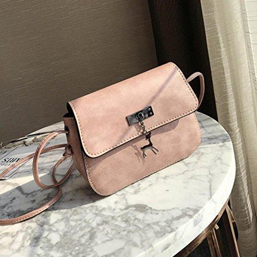 Handbag Bags Leather Esailq To Cheap Rosa Shoulder Womens Shoulder Small qwqIE