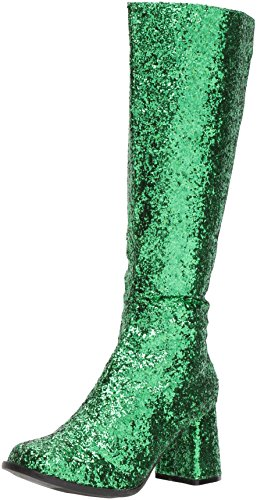 Ellie Shoes Women's Gogo-g Boot, Green, 8 US/8 M US