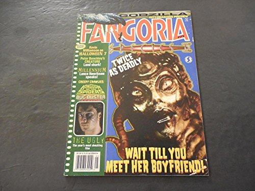 Fangoria #172 May 1998 Species II; Halloween 7; Creature; Millennium]()