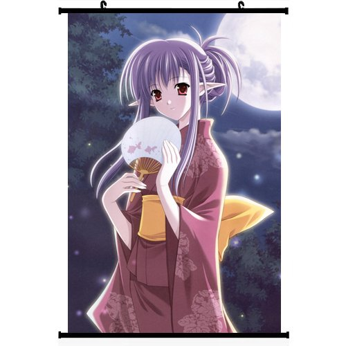 Shuffle! Anime Wall Scroll Poster Nerine(16''*24'')support Customized