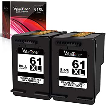 Amazon.com: HP 61 X L Cartucho de tinta, 2 negro: Office ...