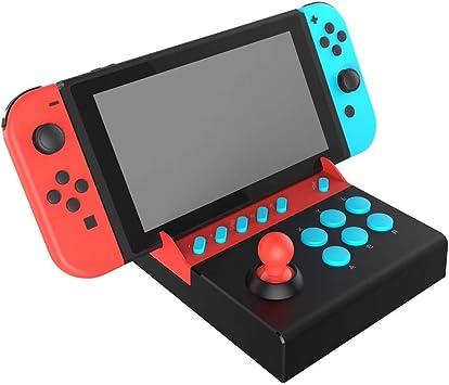 eLUUGIE - Palanca de Mando de Juego para Nintendo Switch ...