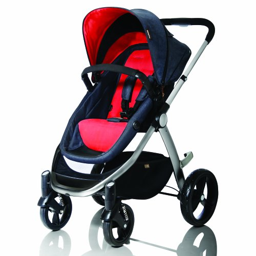 Mountain Buggy Cosmopolitan Strollers, Chili ()