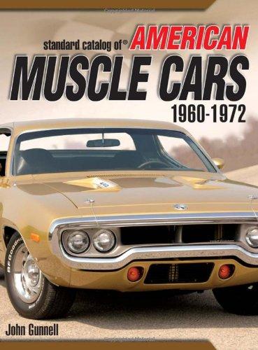 [Standard Catalog of American Muscle Cars 1960-1972] (American Motors Muscle Cars)