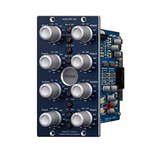 Elysia Nvelope 500 Series Compressor by Elysia