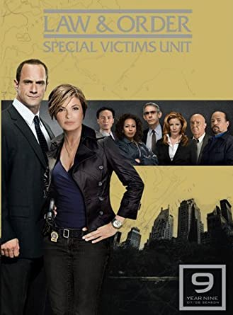 amazon com law order special victims unit the ninth year