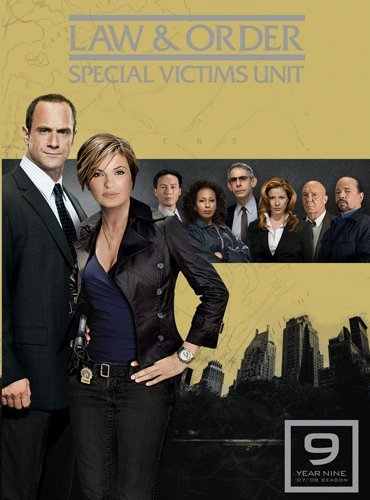 Law & Order: Special Victims Unit - The Ninth Year (Law And Order Svu Box Set 1 17)