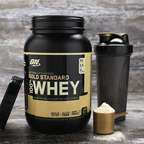 141089a86 ... OPTIMUM NUTRITION GOLD STANDARD 100% Whey Protein Powder