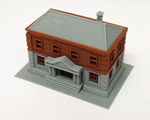 Scale Police Station - 8