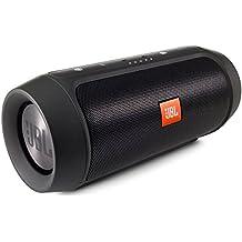 JBL Charge 2+ Splashproof Portable Bluetooth Speaker (Black)