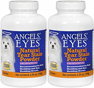product image for Angel's Eyes Natural Tear Stain Powder Chicken 150 gram