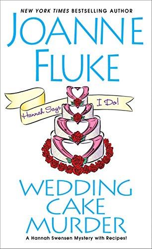 book cover of Wedding Cake Murder