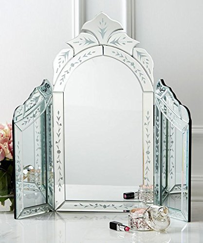 Venetian Dressing Table Mirror - 1