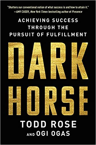 Image result for dark horse and todd rose
