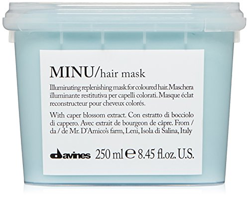 Davines Minu Hair Mask, 8.45 fl. oz.