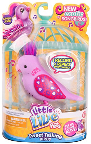 Little Live Pets Bird - Jungle (Jungle Bird)