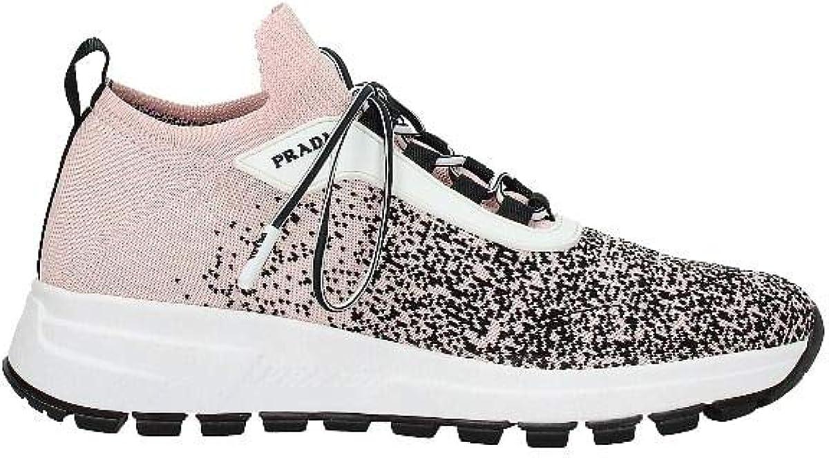 Sneakers Prada Mujer - Tejido (1E246LSFUMATO) EU