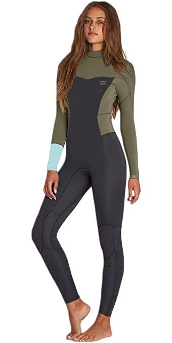 BILLABONG Muta da Surf a Maniche Lunghe Donna 543 Launch