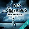 Le poids des mensonges | Livre audio Auteur(s) : Patricia MacDonald Narrateur(s) : Isabelle Miller, Jean-Christophe Lebert