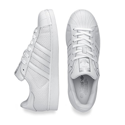 adidas Superstar S75962, Turnschuhe Footwear White