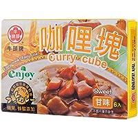 Niutou 牛头牌 甘味咖喱66g*3(台湾进口)
