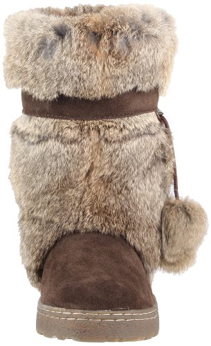 Fur Bearpaw Rabbit CHOCOLATE Boots Fur II Tama Womens Bearpaw Boots Womens Tama CHOCOLATE Rabbit wgUvYqYa