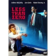 Less Than Zero by 20th Century Fox