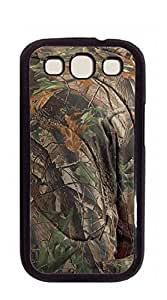 Good Vibes Unique Fashion Printing Phone cell phone case for samsung galaxy s3 - camo green