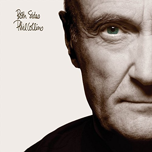 phil collins both sides vinyl - 1