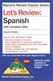 Let's Review Spanish, José M. Díaz and Maria F. Nadel, 0764175815