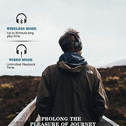 Auriculares Bluetooth Inalámbricos Cancelacion ruido: Amazon.es: Electrónica