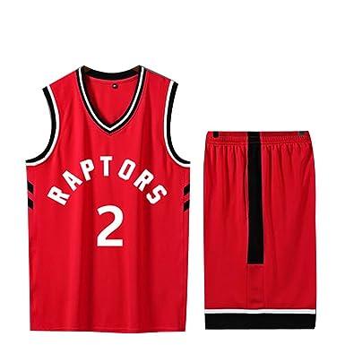2 Camisetas de Baloncesto para niños Kawhi Leonard Toronto Raptors ...