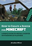 How to Create a Server for Minecraft, Ariadne Oliver, 0969490313