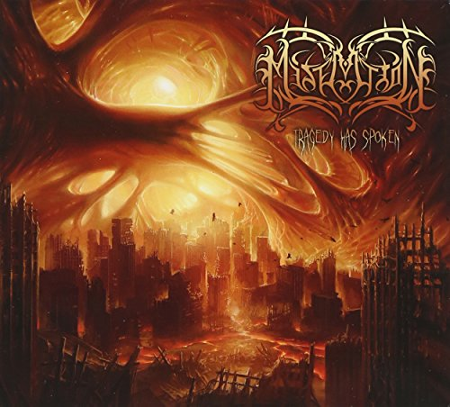 Miseration: Tragedy Has Spoken (Audio CD)