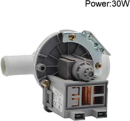 Dyda6 Motor de Bomba de Drenaje para Lavadora, Motor de Bomba de ...