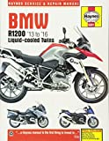 BMW R1200 '13 to '16 Liquid-cooled Twins (Haynes Service & Repair Manual)