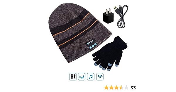 Smart Baseball Hat Cap Wireless Bluetooth Headset Earphones Vol Mic Speaker U4G0