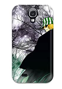 Fashionable Style Case Cover Skin For Galaxy S4- Bleach