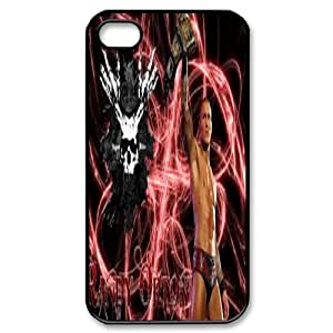 Custom Personalized WWE Randy Orton Cover Hard Plastic Phone Case Protective Case 273 For Iphone 4 4S case cover At ERZHOU Tech Store