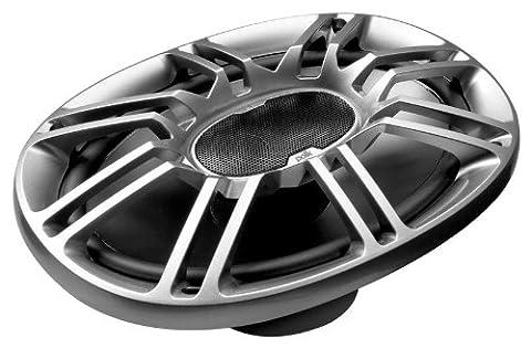 Polk Audio DB691 6-by-9-Inch 3-Way Speakers (Pair, Silver) (2004 Dodge Ram Audio)