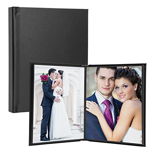 Vertical Self-Stick Albums Quality design and craftsmanship Economically priced Rich leatherette material Easy peel and stick pages Presentation box included Formerly known as the Neil Enterprises Brag Books