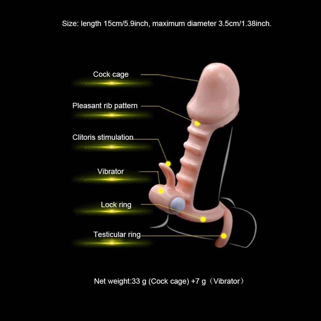 Encantador Juguete Hombres, Sexual, Clítoris, Masaje, Sexo Adulto, Juguetes, Hombres, Juguete Retraso De Vibración,B d6da44