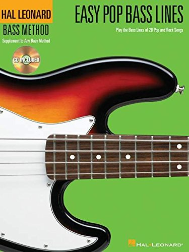 (Easy Pop Bass Lines: Play the Bass Lines of 20 Pop and Rock Songs)