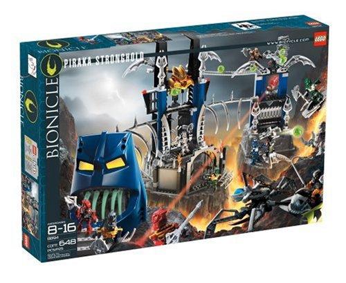 LEGO BIONICLE Piraka Stronghold/ 4284071 6430