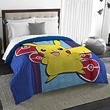 Pokemon Electric Ignite Twin/Full comforter