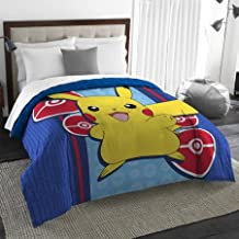 Pokemon Electric Ignite Twin/Full comforter
